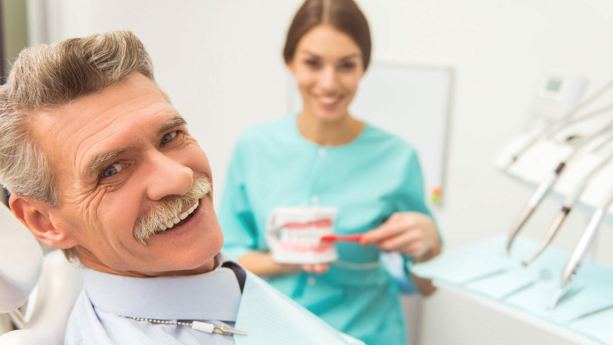 All on 4 (все на четырех) имплантация зубов, протезирование в Троицке